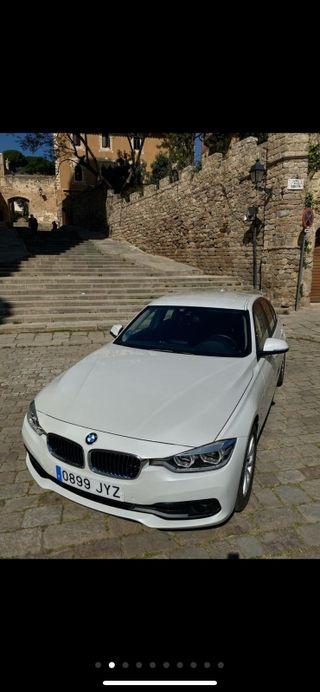 BMW Serie 3 330e 2017 híbrido