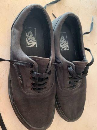 Vans originales negras talla 39