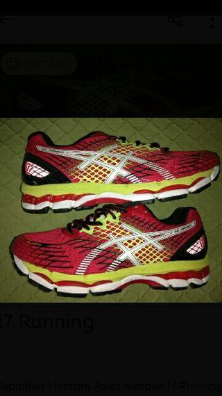 Zapatillas Asics Gel Nimbus 17 Running