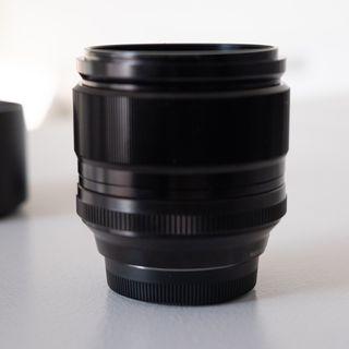 Fujifilm fujinon objetivo XF 56 mm f 1.2 R