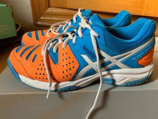 Zapatillas asics padel talla 39