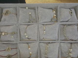 anillos pulseras pendiente collar colgantes