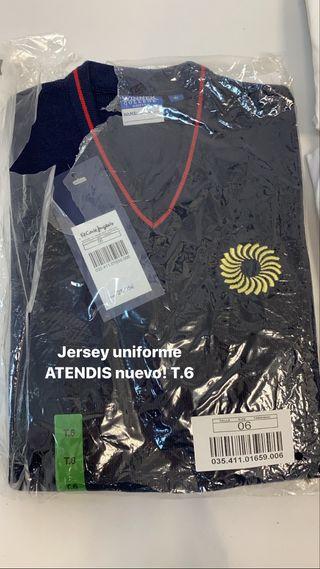Jersey ATTENDIS