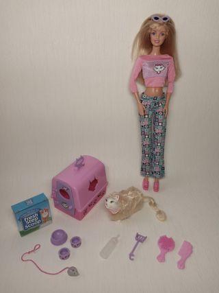 Barbie Kitty Fun 2000