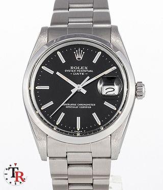 Reloj Rolex Oyster Date 34