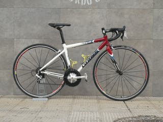 Bici de carretera Giant TCR equipo ONCE S