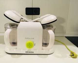 Robot de cocina Beaba BABYCOOK DUO