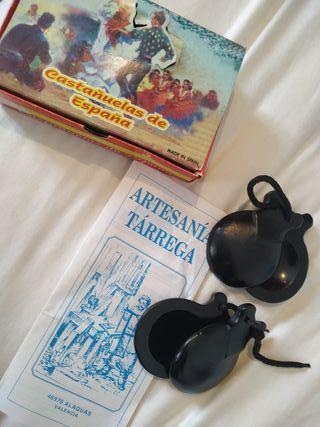 Castañuelas Artesanas de Tárrega