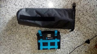 bolsa arnes manillar bikepacking 10l