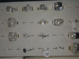 anillos pulsera pendiente collares colgante