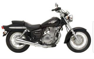 despiece marauder 250cc