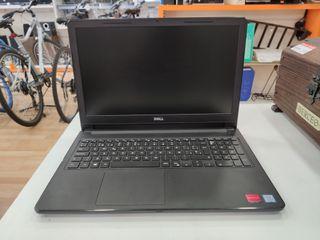 Portátil Dell Vostro 15 i5-8250 16GB 256 m.2 RD520