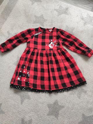 Vestido Tuc Tuc 18 meses