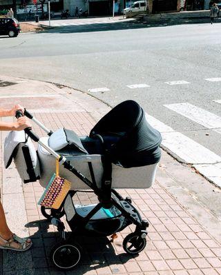 carro Jané Kendo 2 piezas: cuco y silla de paseo