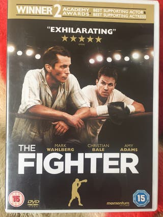 DVD the fighter.