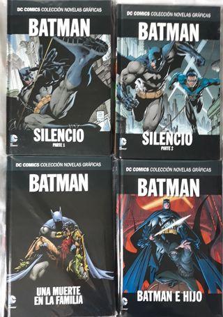Lote de cómics: Batman.