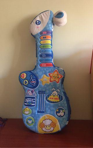 Guitarra bebé