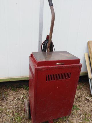 cargador, arrancador de baterias
