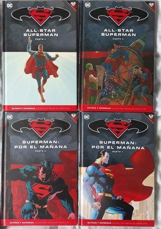 Lote de cómics: Superman.