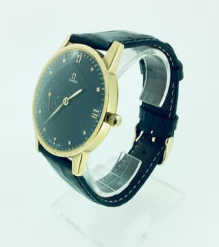 Reloj Omega 37.5T1 - Raro- Cuerda Manual - Manufac