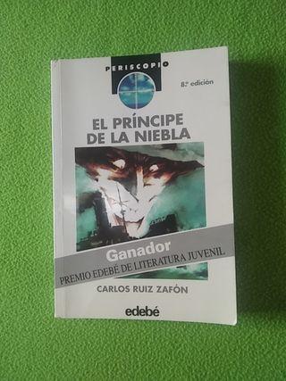 El príncipe de la niebla ,Carlos Ruiz Zafón
