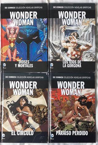 Lote de cómics: Wonder Woman.