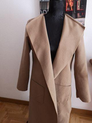 Abrigo largo veige