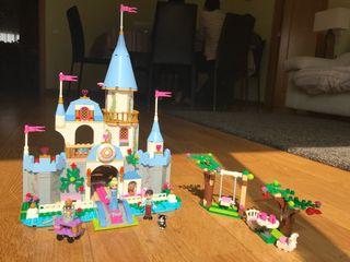 Lego Castillo Cenicienta