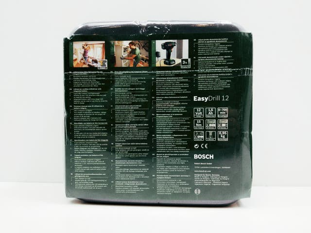 Taladro Atornillador Bosch EasyDrill 12 N 98798