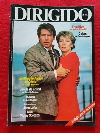 Revista Dirigido por n° 161. Harrison Ford