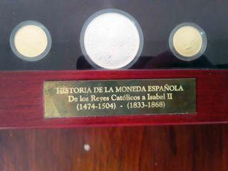 Colección Historia de la moneda Española