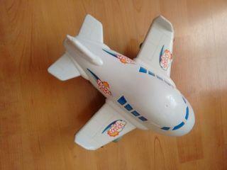 avión teledirigido infantil con mando a distancia,