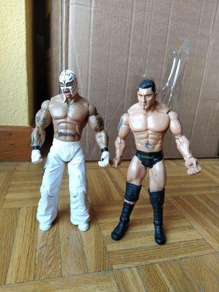 Figuras de lucha libre