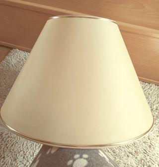 Tulipa para lampara, 45cm de diametro