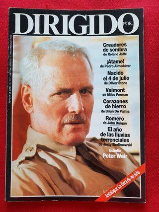 Revista Dirigido por n° 177. Paul Newman