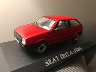 Sear Ibiza SLX escala 1/43