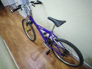 , bicicleta de montaña