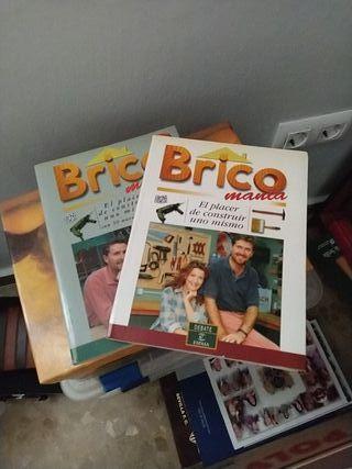Pack 2 libros de Bricomania