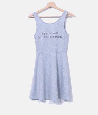 Vestido del H&M