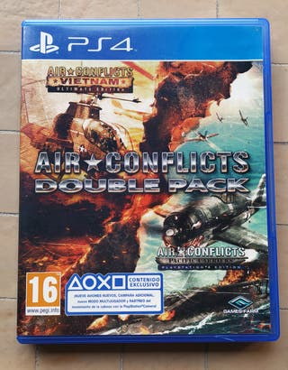 Air Conflicts - Double Pack [PS4]