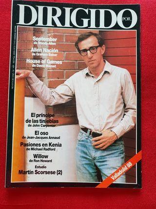 Revista Dirigido por n° 164. Woody Allen