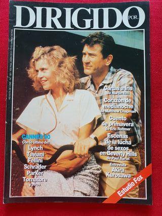Revista Dirigido por n° 181.