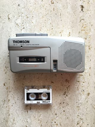 Gravadora dictofono Thomson DK 2