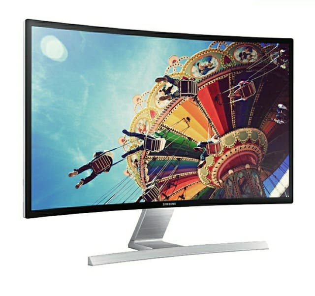 """27"""" SD590 Curved Led Monitor SAMSUNG"""