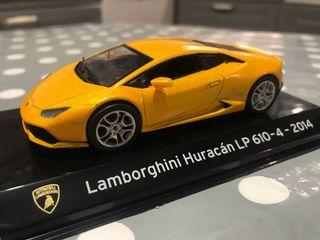 Lamborgini Huracan escala 1/43