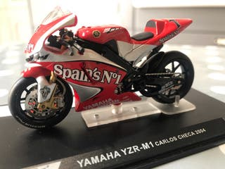 Yamaha YZR M1 Carlos Checa escala 1/24