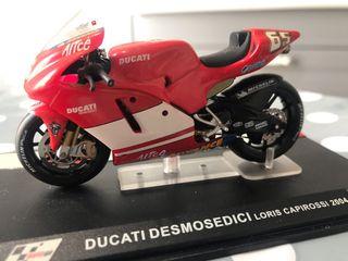 Ducati Desmosedici 04 Loris capirosi escala 1/24
