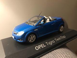 Opel tigra Twin Top escala 1/43