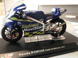 Honda RSW250 Dani Pedrosa escala 1/24