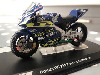 Honda RC211V Sete Gibernau escala 1/24